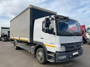 тентованный грузовик MERCEDES-BENZ Atego 1222