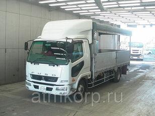 тентованный грузовик MITSUBISHI FUSO FK61F