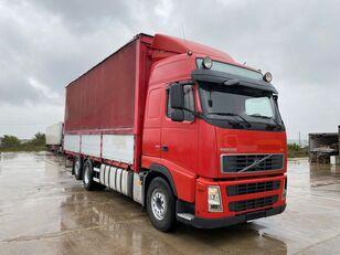 тентованный грузовик VOLVO FH13 480HP Hidraulic roof