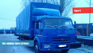 новый тентованный грузовик КАМАЗ 5308-A4