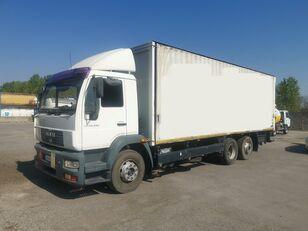 тентованный грузовик MAN LE20.280 CENTINATO IN ADR / PEDANA