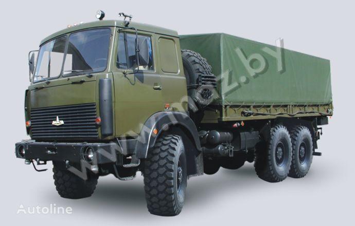 тентованный грузовик МАЗ 6317 (08, 09) Полноприводный