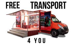 новый торговый грузовик < 3.5т BANNERT EVENT, SZKOLENIA TARGI !!!FREE TRANSPORT 4 YOU!!!