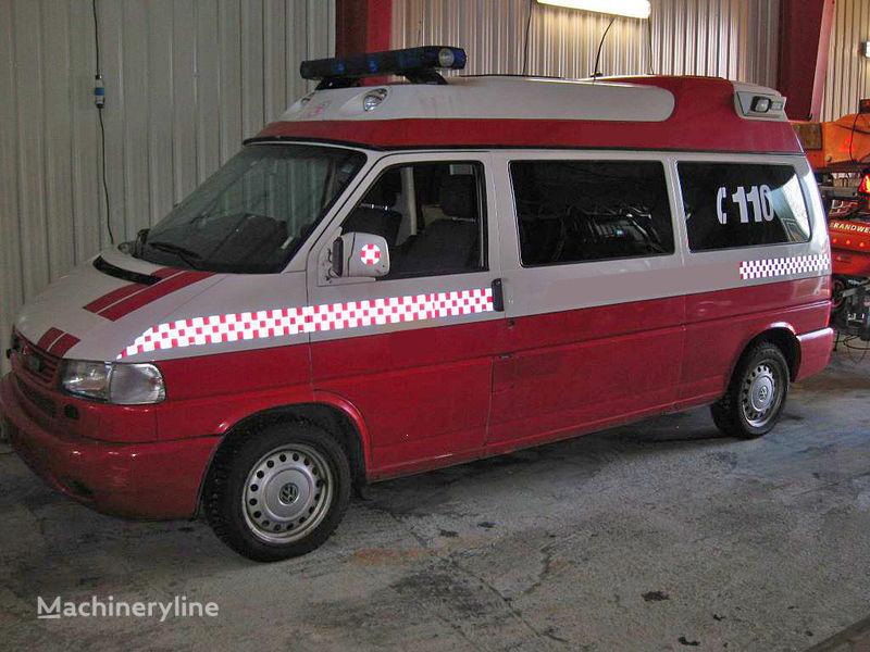 автомобиль штабной volkswagen T-4