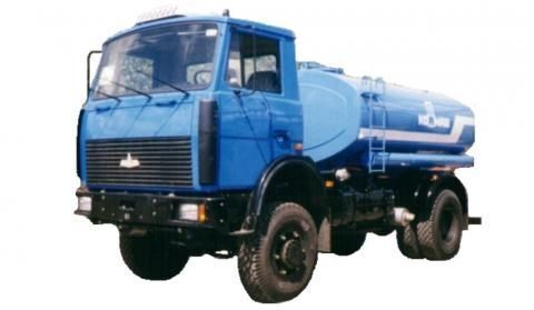 другая коммунальная техника МАЗ КТ-506