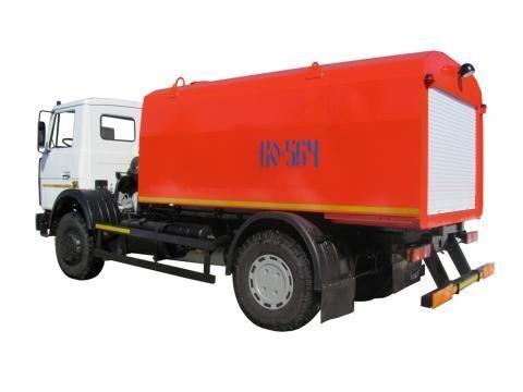 каналопромывочная машина МАЗ КО-564-30