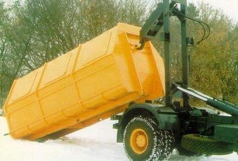 мусорный контейнер КО-452.01.00.000