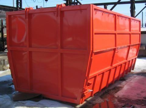 новый мусорный контейнер КО-452.32.00.000