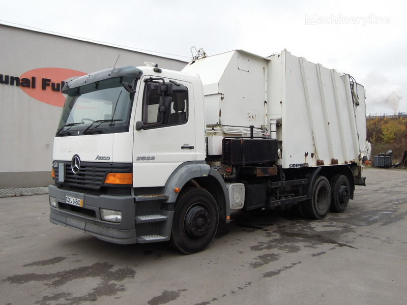 мусоровоз MERCEDES-BENZ Atego 2528 FOR PARTS