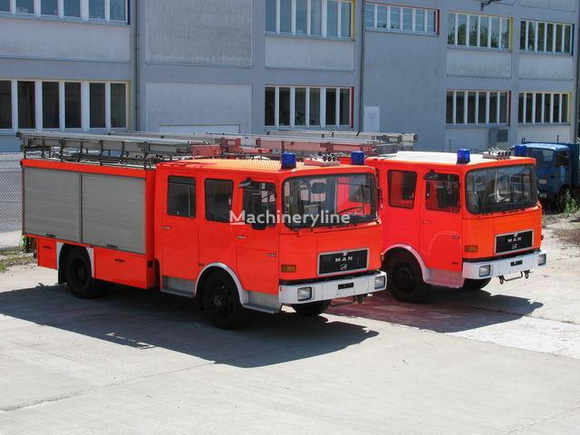 пожарная машина MAN TLF 14.192  1.700 Liter Wassertank 400 L Schaum