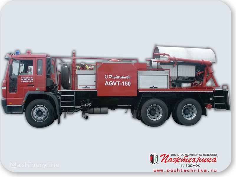 пожарная машина VOLVO АГВТ-150 Автомобиль газового тушения