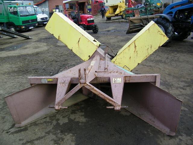 снегоуборочная машина PŁUG WIRNIKOWY