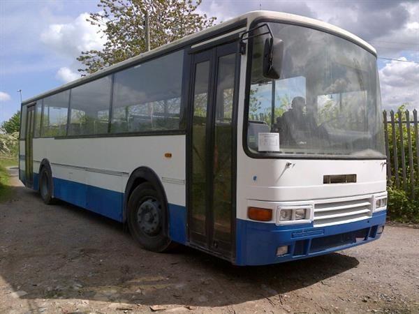 междугородний-пригородный автобус VOLVO B10m