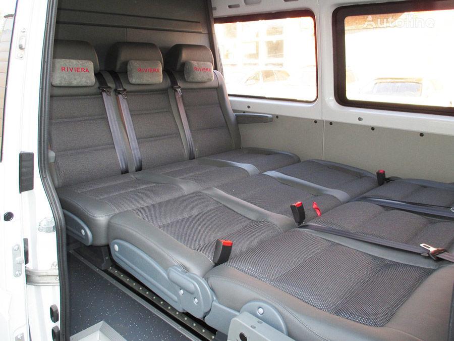 новый грузопассажирский микроавтобус FORD Transit