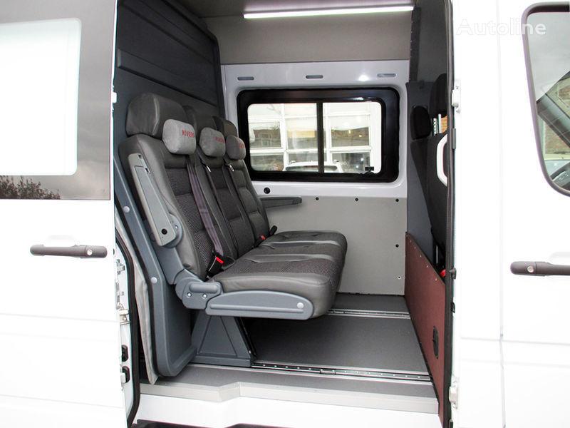 новый грузопассажирский микроавтобус MERCEDES-BENZ Sprinter