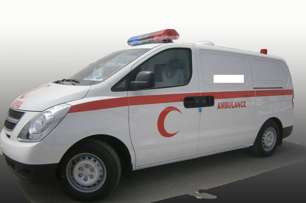 новая машина скорой помощи HYUNDAI H1 Petrol