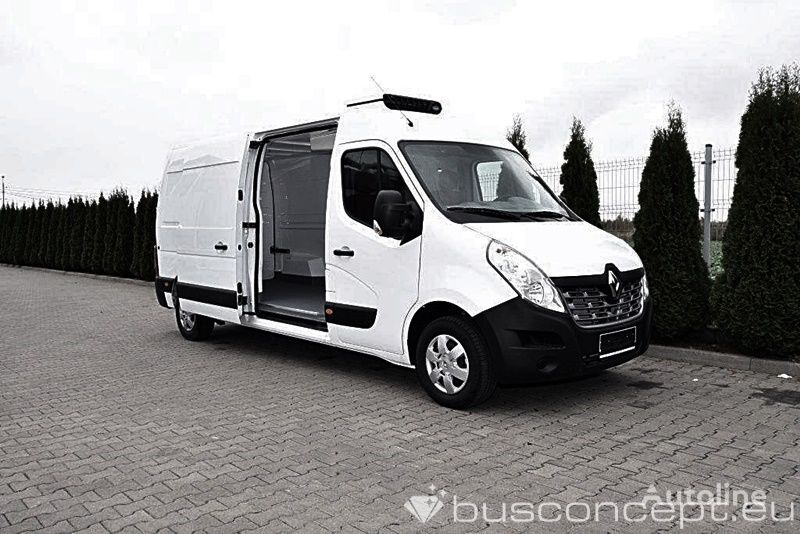 новый микроавтобус рефрижератор RENAULT Master L3H2 from 0 to +25 deegres / Ready to delivery!!!