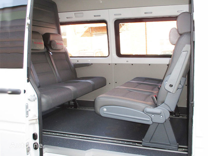 новый пассажирский микроавтобус MERCEDES-BENZ Sprinter