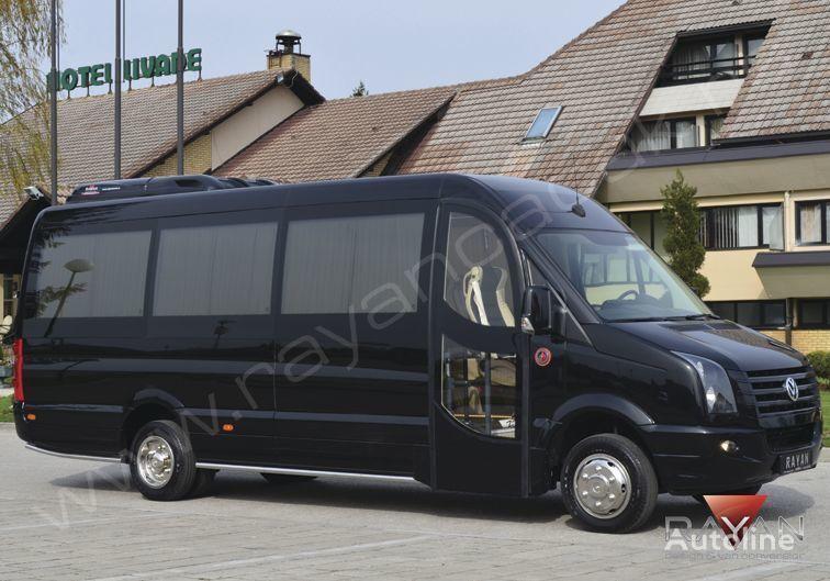 новый пассажирский микроавтобус VOLKSWAGEN Crafter 50 LRX - RAYAN LTD