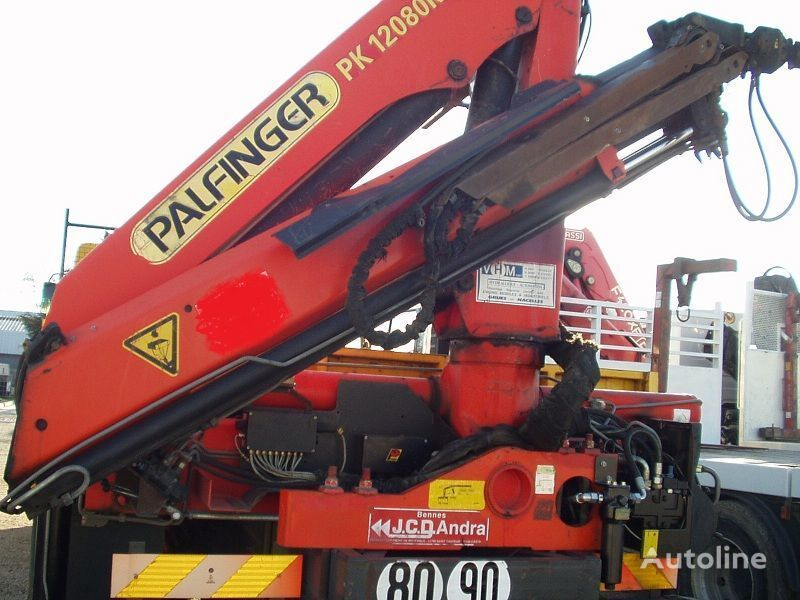 кран-манипулятор PALFINGER PK 12080