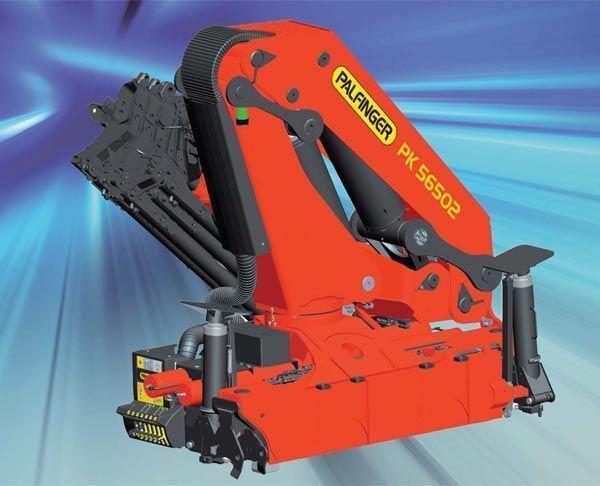 новый кран-манипулятор PALFINGER PK 56502 серии High Perfomance