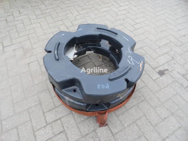 новый противовес Hinterradgewichte CNH 227 kg