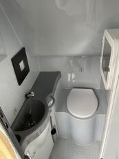 туалет Toilette für Mercedes & Setra