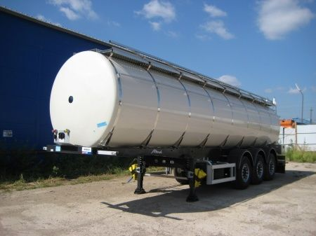 новая пищевая цистерна SANTI SANTI-MENCI пищевая цистерна SAF Modul OFF-Road (ID-) SANTI-MENC