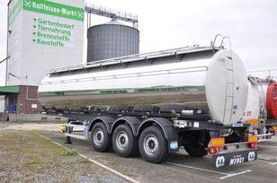 новая пищевая цистерна SANTI Химическая  Menci 32 000 / 3 камеры , ВЕС 5900 кг/ AISI 316 Ti