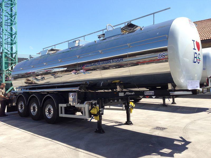 пищевая цистерна UNIFRIG Light 5.600 kg