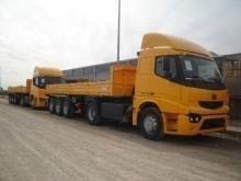 бортовой полуприцеп LIDER 2018 Model trailer Manufacturer Company