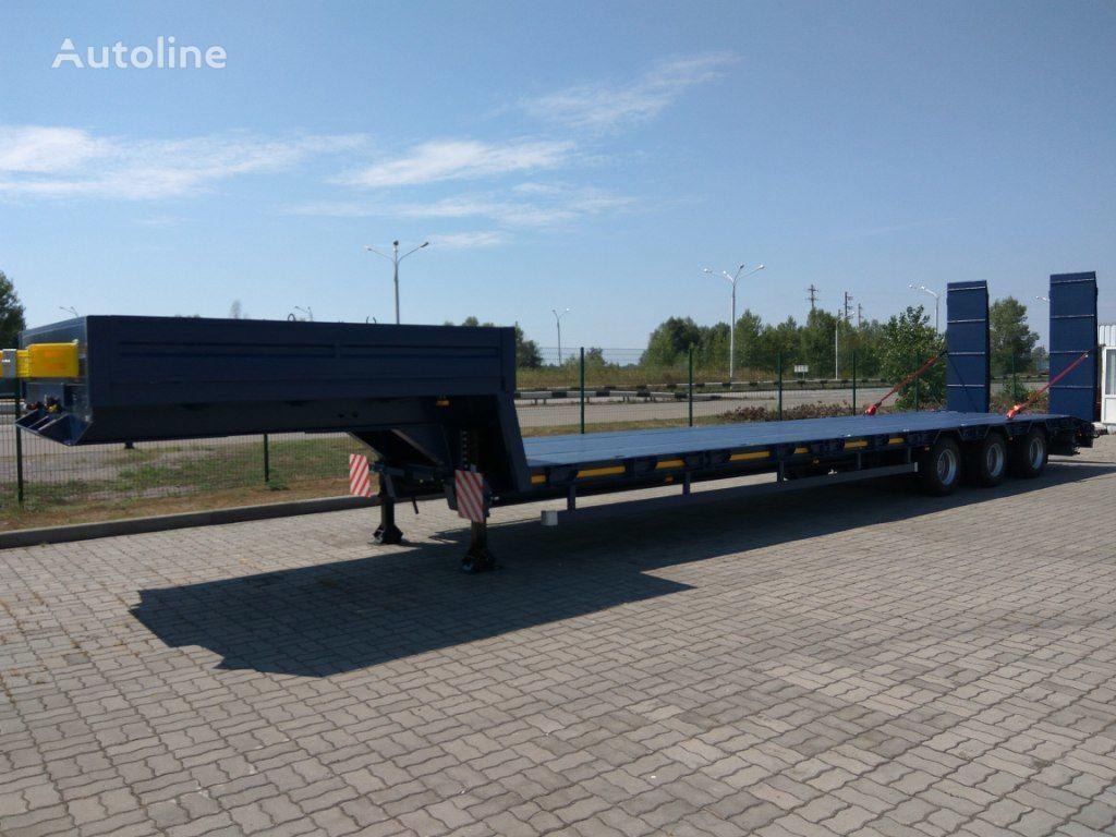 новый полуприцеп низкорамная платформа ВАРЗ НПВ 3811