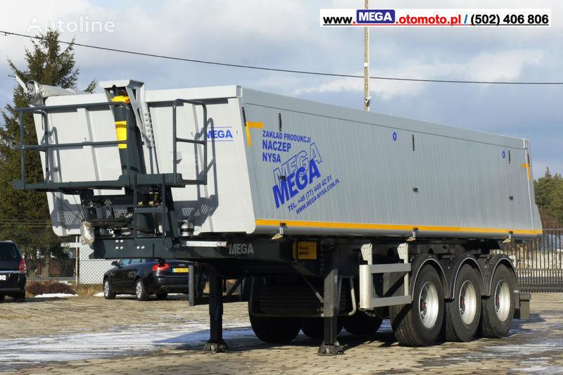 новый полуприцеп самосвал MEGA 30 m³ - SUPER LIGHT - 5,300 KG - SUPER PRICE !!! READY !!!