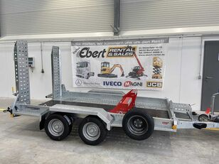 новый прицеп для спецтехники BRIAN JAMES Cargo Digger Plant 2 / opt. Tracstrap / 2.700kg