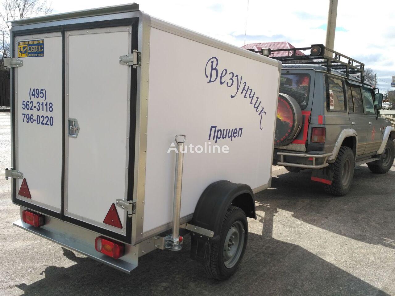 новый прицеп фургон ИСТОК 3791М2