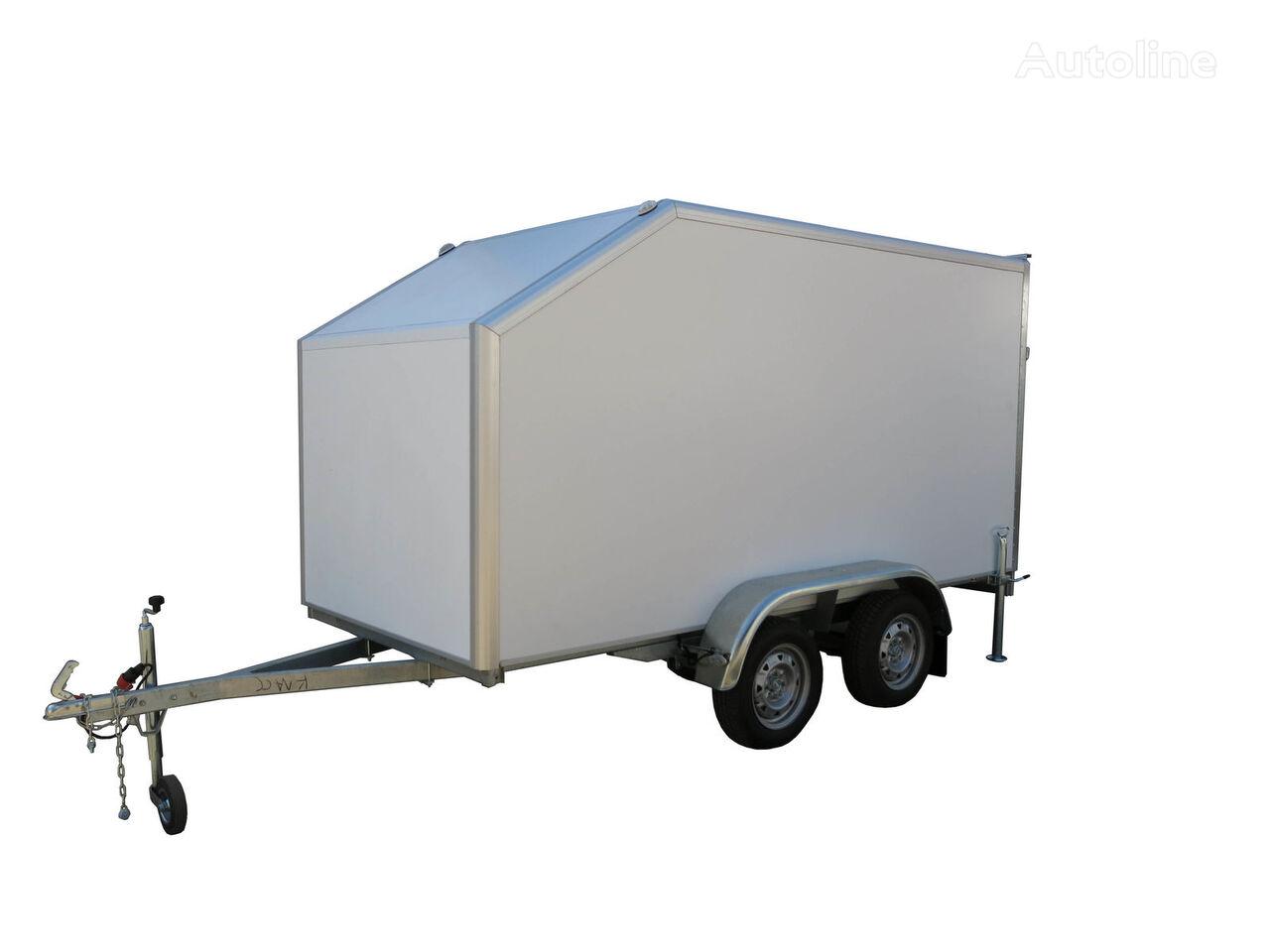 новый прицеп фургон ИСТОК 3792M4