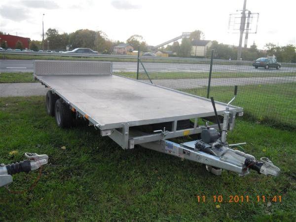 прицеп платформа IFORWILLIAMS CT167G