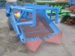 картофелекопалка AGROMET Z-609