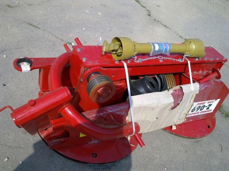 новая косилка Роторная косилка Z-169, Z-069, Z-173 пр-во Польша
