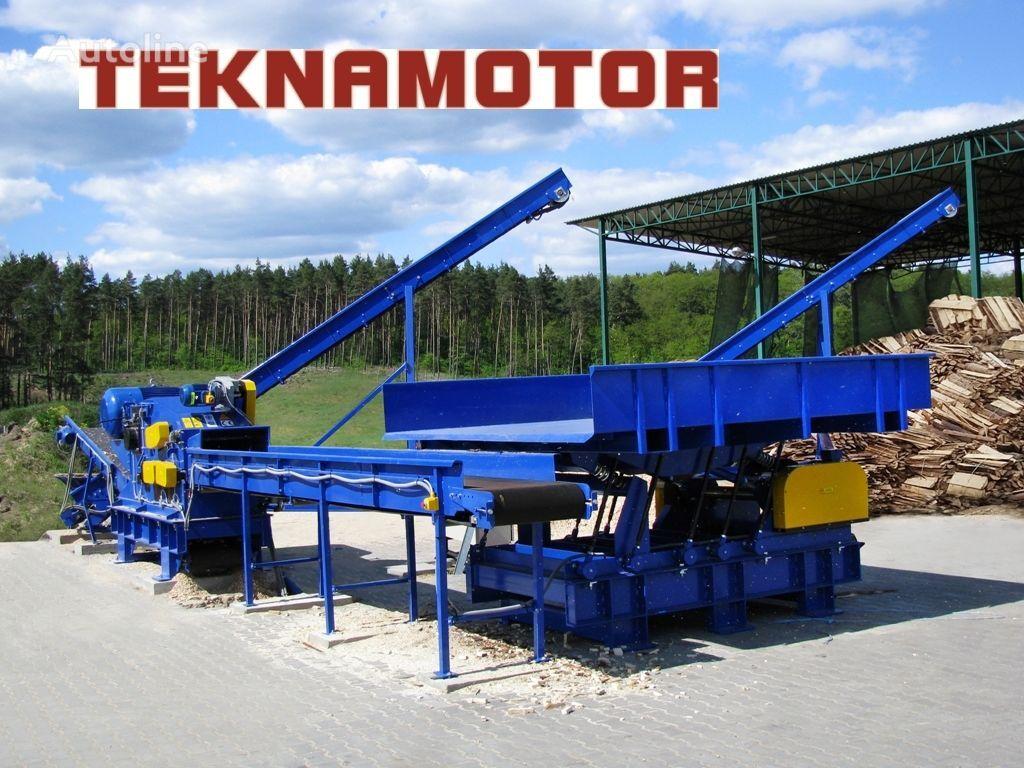 новый лесопильный завод TEKNAMOTOR Skorpion 650 EB