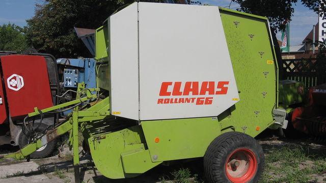 пресс-подборщик рулонный CLAAS ROLLANT 66,62.44.46