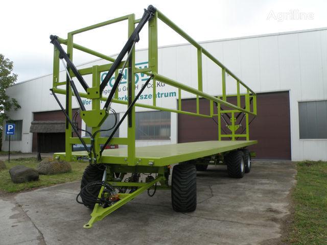 новый прицеп тракторный CONOW BTW V 9 Ballen-Transportwagen