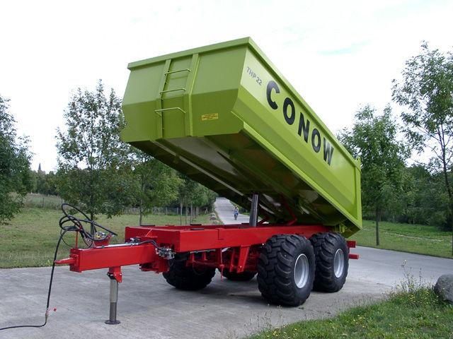 новый прицеп тракторный CONOW THP 22