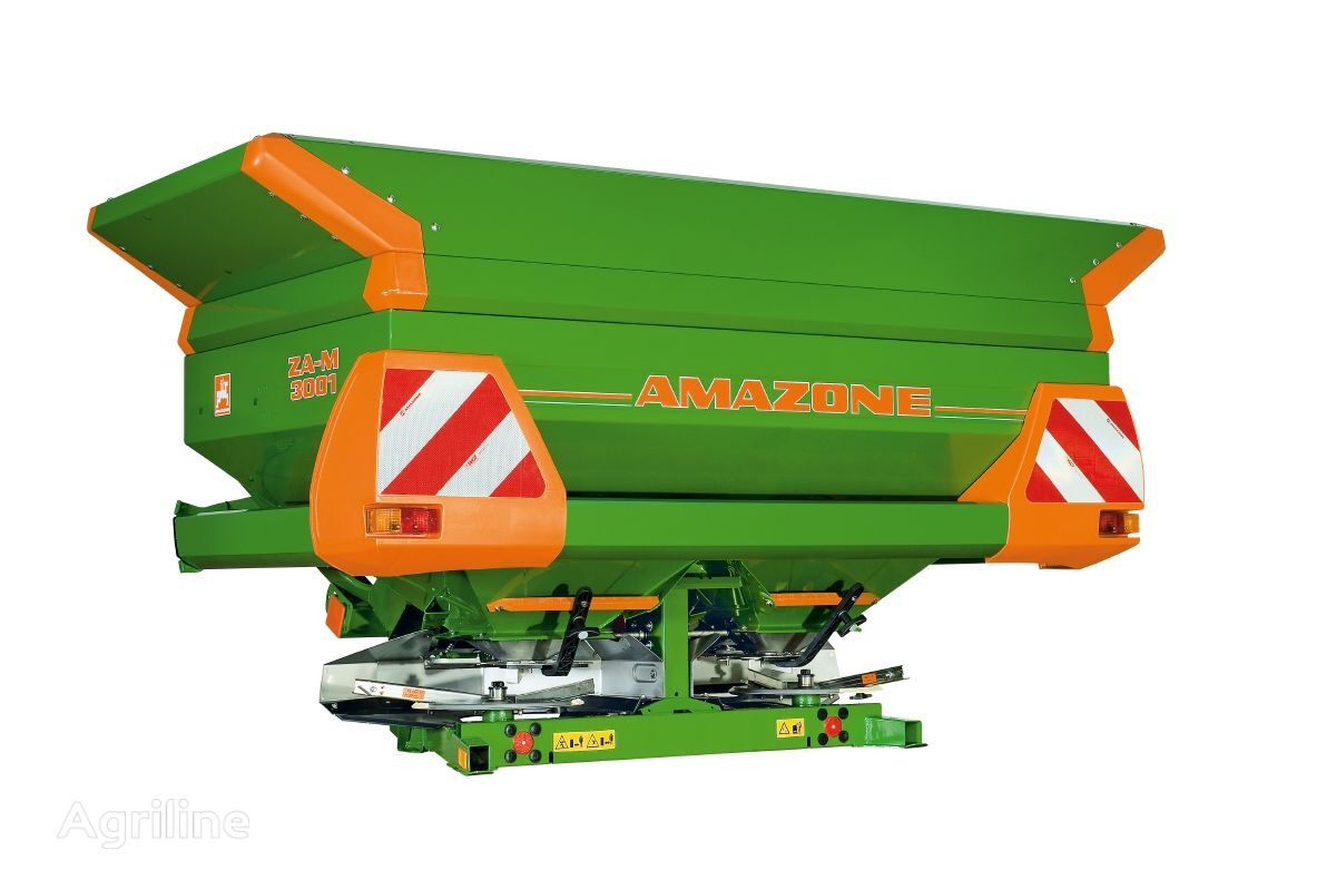 новый разбрасыватель удобрений AMAZONE ZA-M
