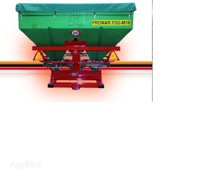 новый разбрасыватель удобрений PRONAR FD2-M10
