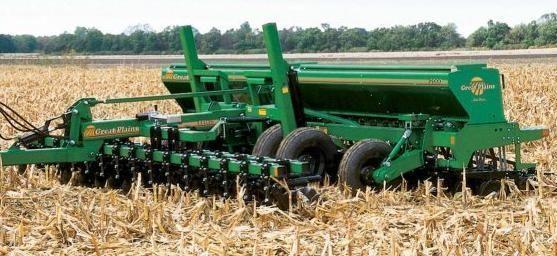 новая сеялка механическая Стерневая механическая зерновая сеялка Great Plains СPH-1500F