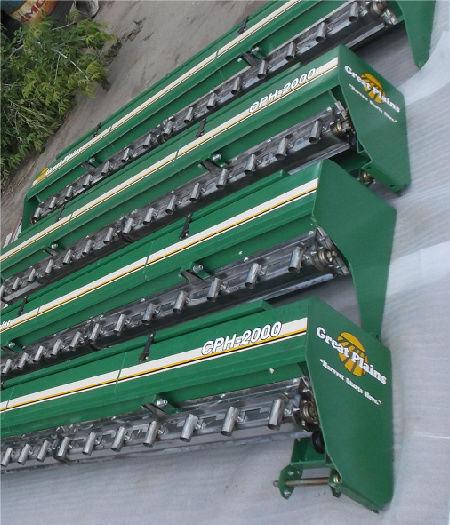сеялка сплошного высева механическая GREAT PLAINS Приспособление для внесения удобрений