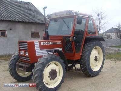 трактор колесный FIAT 80 90 DT