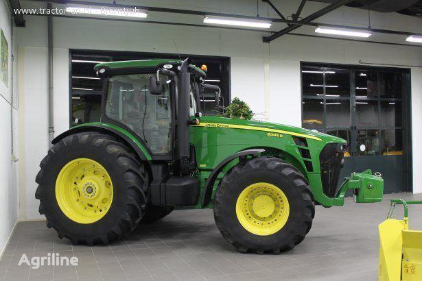 новый трактор колесный JOHN DEERE 8310R