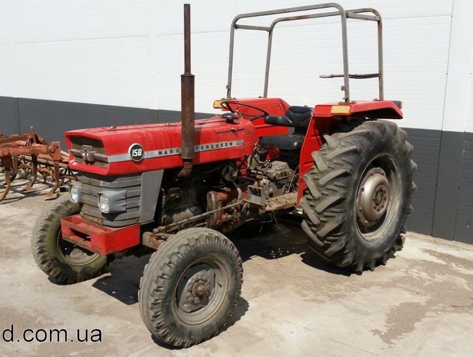 трактор колесный MASSEY FERGUSON 158